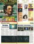 2000 Star Trek Magazine 12 with Stellar Phenomena by trivto