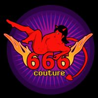 666couture logo by kscness