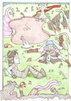 Sweetly World page 2 by Hippiesforever14