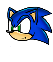 OMG ITS SONIC :D by sweetietweety111