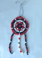 Kandi Dreamcatcher by lovelywatermoon