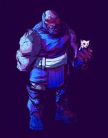 Welcome to the Darkseid by ComicMunky