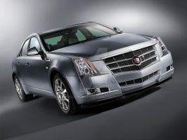 CTS Cadillac by smokinjay