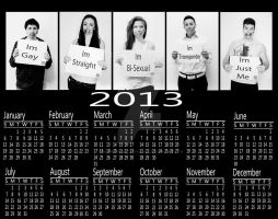 NOH8 Calender by RadiancePhotography1