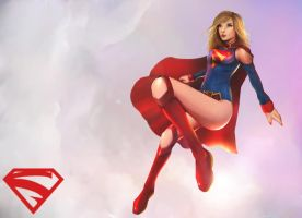 SuperGirl return by radisty
