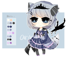 [CLOSED] Einzelflugel 01 [Auction] +AB ADDED by aririzia