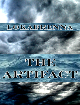 The Artifact Alternate Cover 1 by Lokabrenna-89