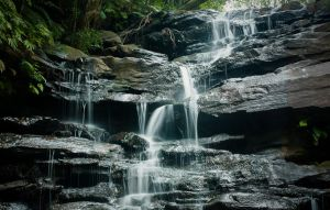 waterfall by C-h-r-i-s-P