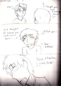 USUK Doodle Comic - Come Back by Firesonic152