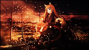 Wheatlands [Spice & Wolf] by HatsOff-Designs
