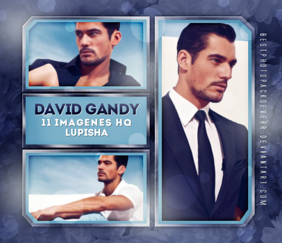 Photopack 19037 - David Gandy by xbestphotopackseverr