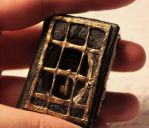Miniature altered book by izibel1