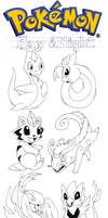 WIP-PKMN DayAndNight Starters by Fly-Sky-High