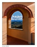 Double Framed by Marcello-Paoli