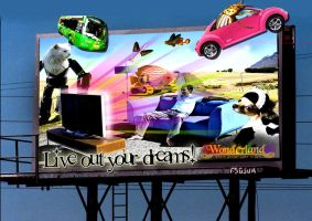 Billboard Design 2 by liagiannjezreel