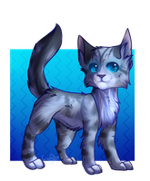 Warrior Cats: Feathertail  Insert Clever Title by FussyFeline