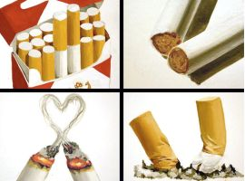 Cigarettes in Love by Audwee