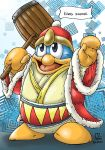 VGC 059 - Koenig Dedede by blue-hugo