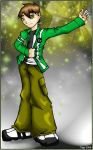 Ben 10: Time to Grow Up by Marli