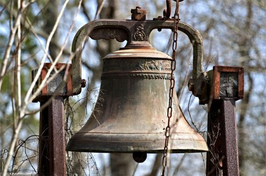 Old Bell by JohnForce