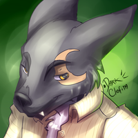 Head shot Illyam by Dark-Clefita