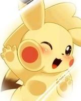 Picachu?! by GuitarFlair