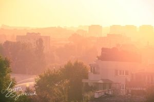 Good morning, Warsaw by Palmix