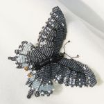 Beaded Butterfly by BeadedNature