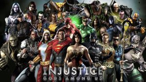 Video Game injustice- gods among us 400604 by talha122