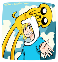 FINN and JAKE by relyon