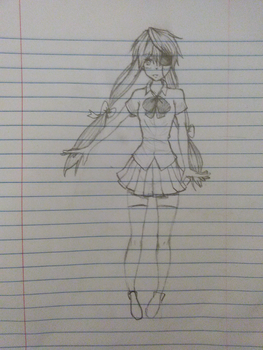 Sketch by Anime3Lover12