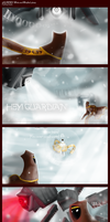Journey: White and Whistler's Story Part 2 by VicZar-Skiekatsu