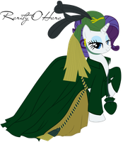 Rarity O'Hara by Mother-of-Trolls
