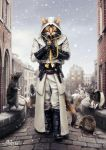 Pied Piper of Hamelin by VarLa-art