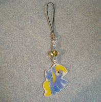 MLP Derpy Hooves Cellphone Charm by AmyAnnie14