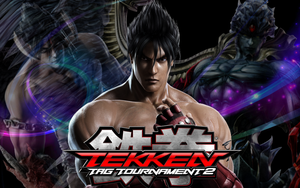 Jin Kazama - What will I become by Sobies516pl
