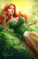 Bed of Ivy by TyRomsa