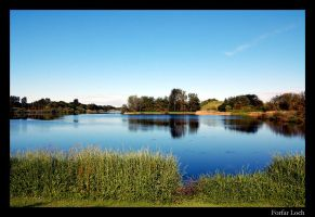 Forfar Loch by throwntothewolves