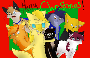 Christmas Time With Friends by lilo1212
