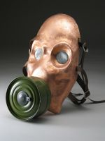 Gas Mask by wilson419