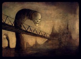 Bridge to Another Nightmare by JackBlackhart