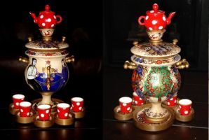 Le Samovar by gonecanuck