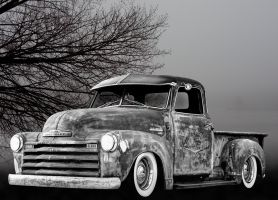 Old Truck by jmotes