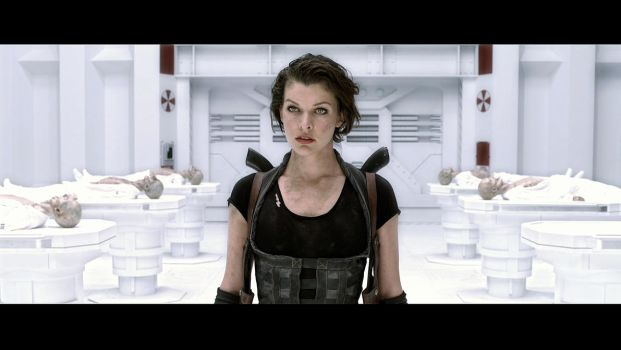 Resident Evil Afterlife - Alice (6) by NewYungGun