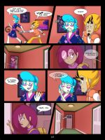 The Mystery Skulls Misadventures: 'Wounds' pg10 by Anastas-C