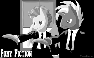 Pony Fiction by TariToons