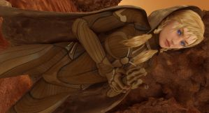 Daughter of Muad'Dib by toadz