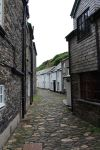 Cobbled Lane by fuguestock