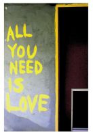 All you need is love by bigshoesing