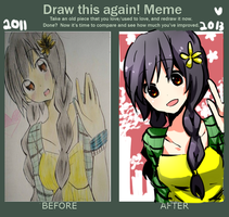 Draw again meme 2 by fourseasons001